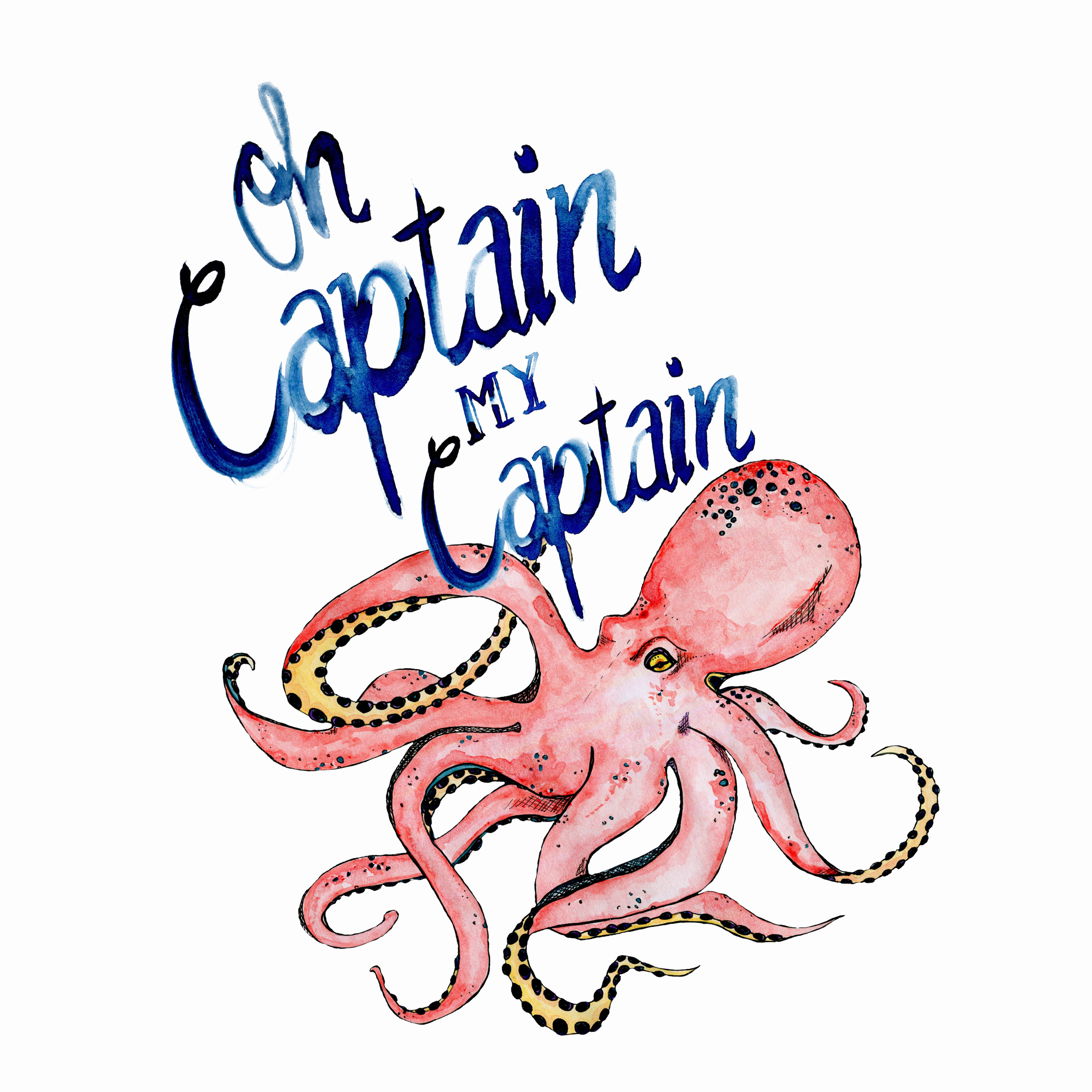 Oh-Captain-Octopus